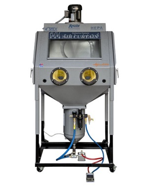 Rayzist Sandcarving Machine available in UK