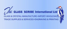 The Glass Scribe (International) Ltd Logo